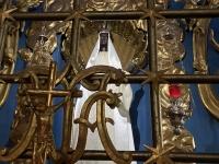 2020 10 01 Loretto Basilika schwarze Madonna