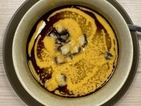 Abendessen in Lachingers Kitchen und Wine_Muskatkürbiscremesuppe