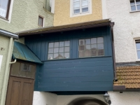 Schmalstes Haus in Schärding mit 240 cm