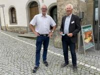 Stadtführer EhrenHBI Josef Zöchling