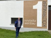 Weinbau Költringer in Neudorf 1 Gemeinde Weilbach