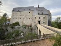 Zugang zur Burg Altpernstein