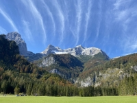 Wunderschöne Wolkenstimmung