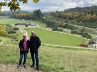2020 10 11 Archäopark Vogelherd schöner Park
