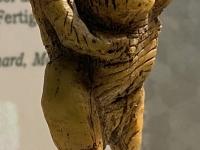 2020 10 11 Schelklingen Deutschland Höhle Hohler Fels Venus 42500 Jahre alt