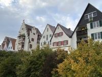 2020 10 11 Ulm Fischerviertel schöne Fachwerkshäuser