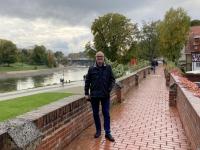 2020 10 11 Ulm Stadtmauerpromenade
