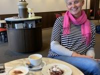 2020 10 12 Augsburg Kaffeepause am Rathausplatz