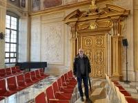 2020 10 12 Augsburg Rathaus wunderschöner Goldener Saal