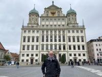 2020 10 12 Augsburg Rathaus