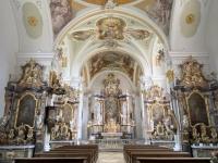 2020 10 12 Kloster Oberschönenfeld Schlosskapelle