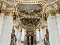 2020 10 12 Kloster Wiblingen Basilika Altar
