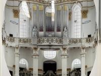2020 10 12 Kloster Wiblingen Basilika Spendenaufruf für neue Orgel