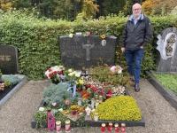 2020 10 12 Straßberg bei Augsburg Grab von Roy Black