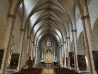 2020 10 13 Augsburg Romanisch Gotischer Mariendom innen