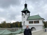 2020 10 13 Augsburg Wassermanagementsystem Hochablass Lechwehr