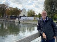 2020 10 13 Landshut Gasthaus Zur Insel vor zwei Jahren eingekehrt