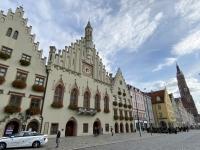 2020 10 13 Landshut Rathaus