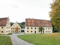 2020 10 12 Kloster Oberschönenfeld Braugastgarten