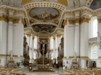 2020 10 12 Kloster Wiblingen Basilika innen