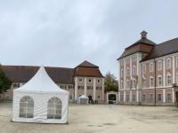 2020 10 12 Kloster Wiblingen Innenhof