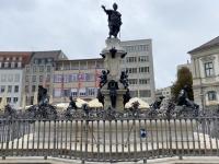 Augustusbrunnen Unesco