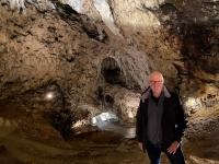 Deutschland Höhlen im Jura Hohler Fels