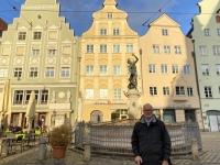 Merkurbrunnen Unesco am Moritzplatz