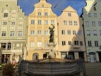 Merkurbrunnen Unesco