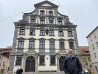 Stadtmetzg Unesco Durchfluss der vorderen Lech