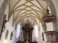 Kleine aber feine Wallfahrtskirche