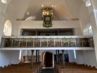 Orgel in der Wallfahrtskirche