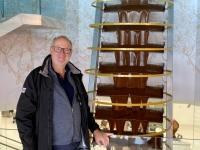 Höchster Schokoladenbrunnen der Welt