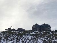 Hochleckenhaus auf 1.572 Meter Seehöhe