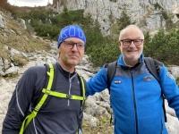 Treffen mit Ex_Schulkollegen von Hans Thomas