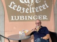 2020 10 23 Freistadt Kaffeepause beim Lubinger