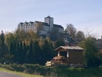 2020 10 23 Weitra Schloss aus der Ferne