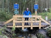2020 10 24 Haugschlag Grenzbrücke