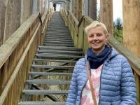 2020 10 24 Schrems Naturpark Himmelsleiter  108 Stufen vor uns