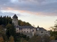 2020 10 24 Vorbeifahrt Schloss Litschau