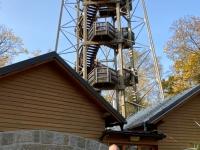 2020 10 25 Gmünd Naturpark Blockheide Aussichtswarte
