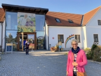 2020 10 25 Sprögnitz Sonnentor Kräuterwelt Eingang