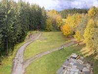 2020 10 24 Schrems Naturpark Blick von der Himmelsleiter hinunter