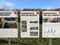 Traun Kraftwerk Gmunden