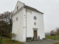 Schlosskapelle Südwestansicht