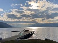 Bootssteeg in Seewalchen