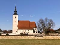 Kirche Seewalchen