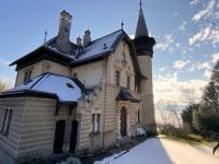 Klimt Villa von hinten