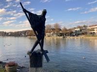 Schiffer und Flösser Denkmal