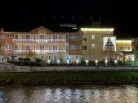 Hotel Goldener Ochs mit Neubau